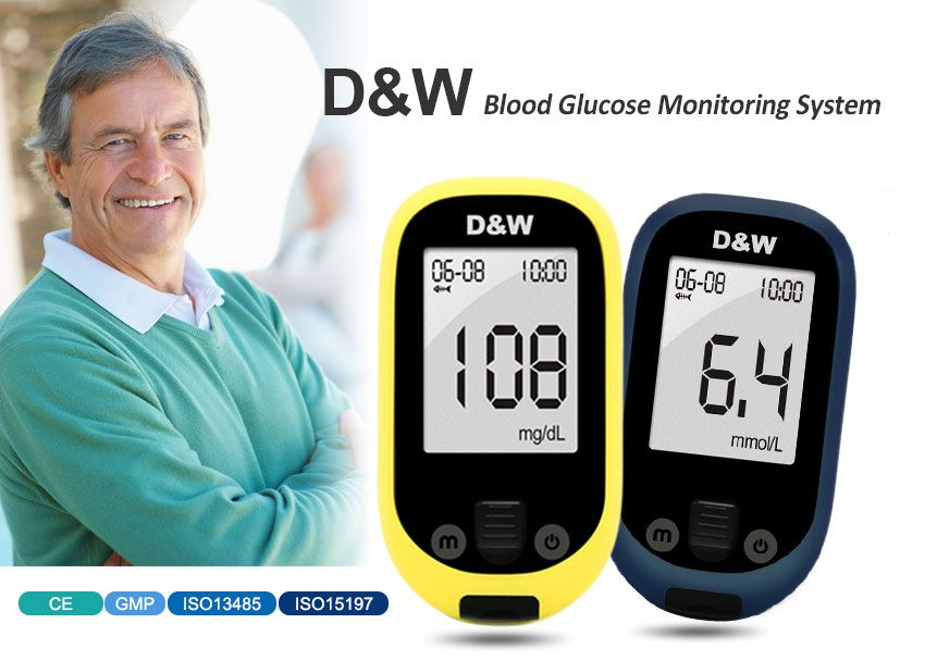 Blood Glucose Monitoring System