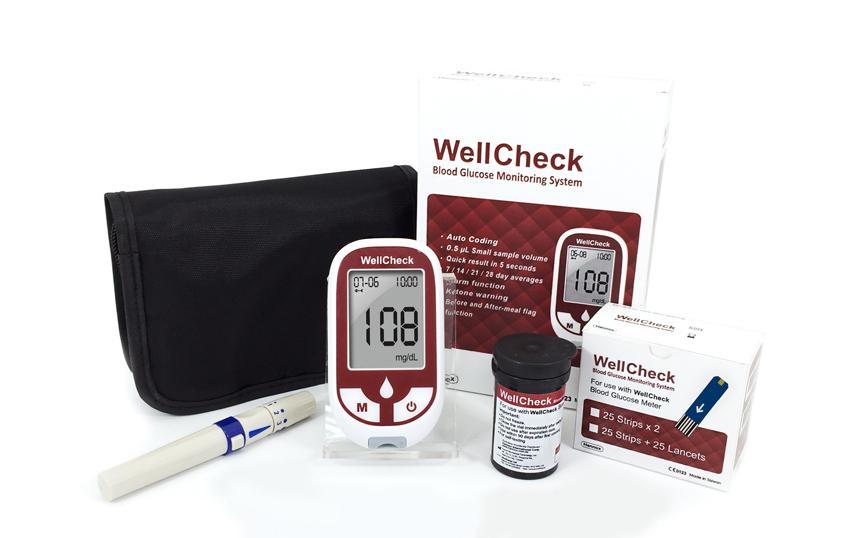 Taiwan Blood Glucose Monitoring Bgm Blood Sugar