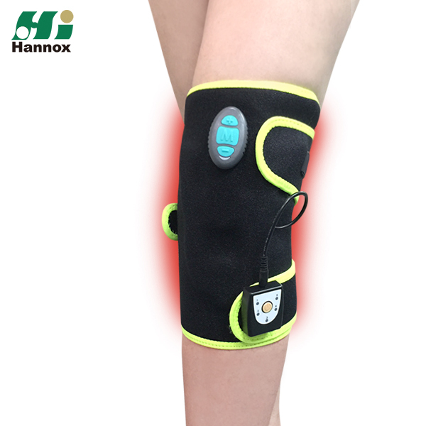 TENS heating knee brace