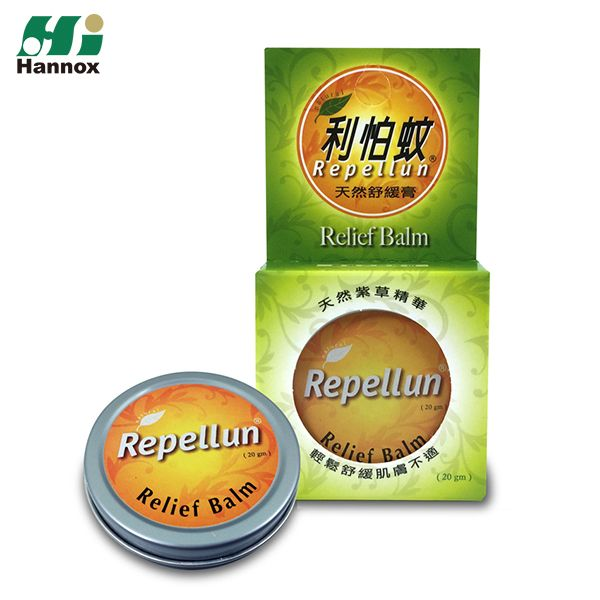 Natural REPELLUN® Relief Balm